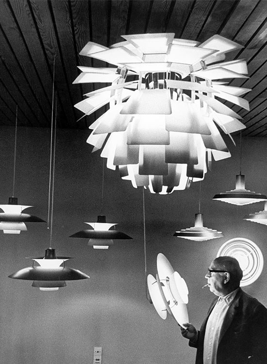 Learn More About The Ph 5 Lamp S Designer Poul Henningsen