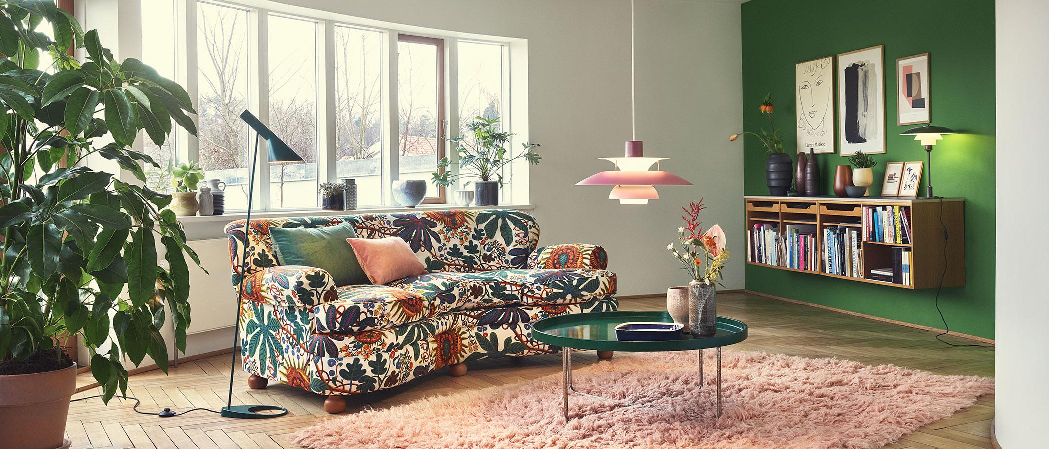 Picture of: Find Inspiration Til Laekkert Lys I Stuen Hos Louis Poulsen