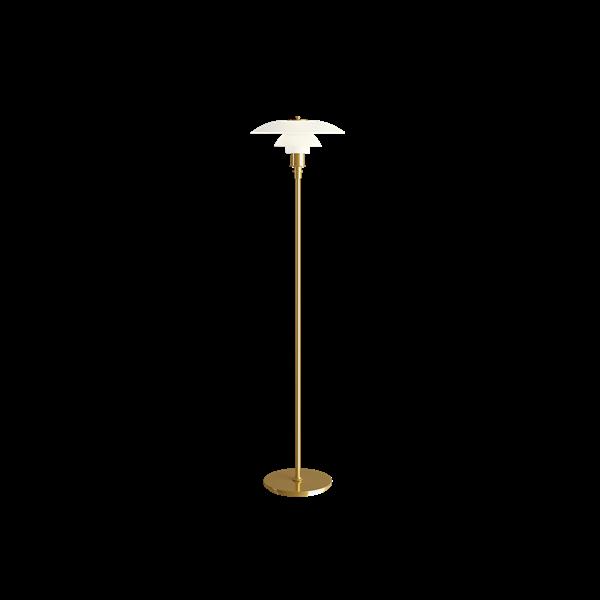 Poul Henningsen PH 3½-2½ Golv Mässing metalliserad