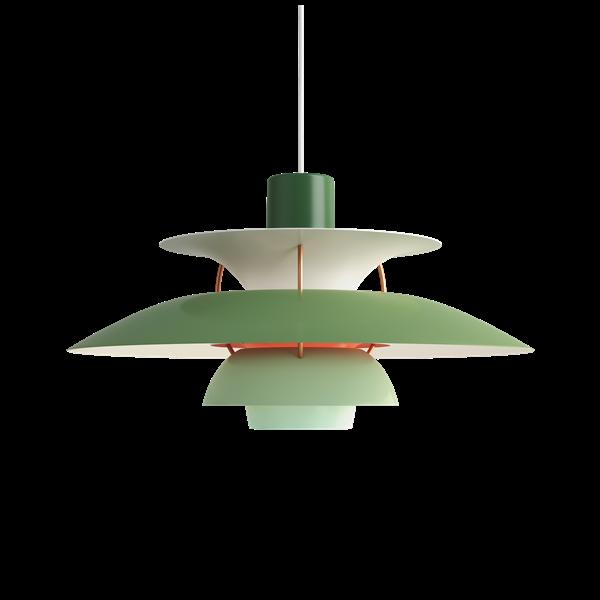 Poul Henningsen PH 5 Hues of green